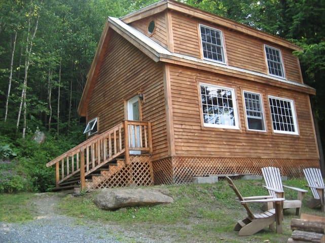 Cabin 6: Perfect Perch - Barnet - Cabaña