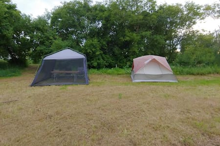 Northern Shire campsite 1 (Healingshire.com)