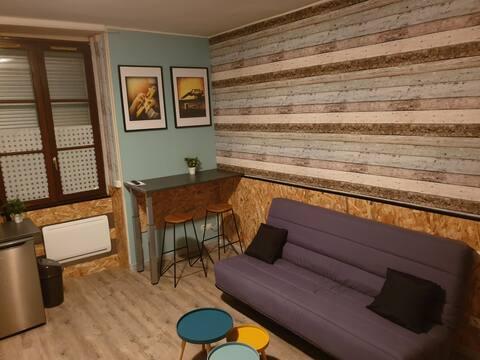Studio proche Cap Saran