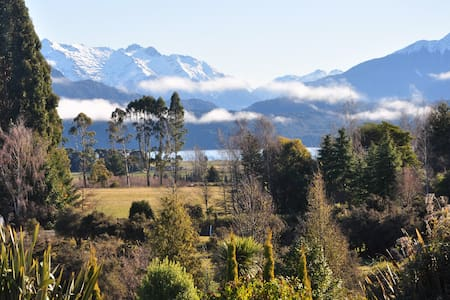 Blue Thistle Cottages .. Superior Cottage - Te Anau