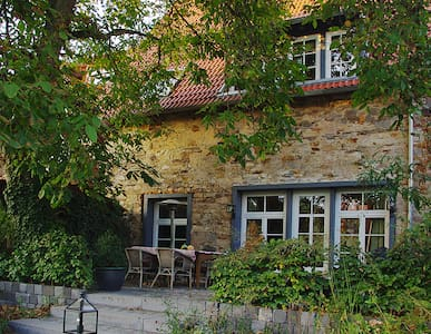 Historic Farm House close to SAP - Sankt Leon-Rot