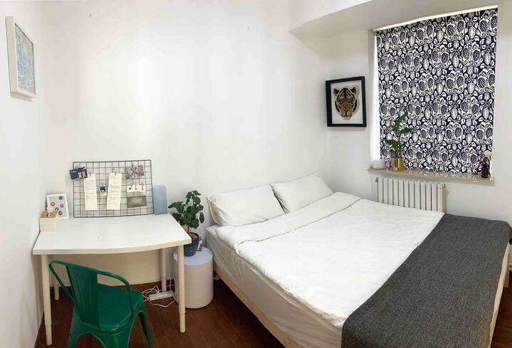 可短租,wx:763130518 高端国际公寓 / 独立卧室 / 798艺术区、酒仙桥
