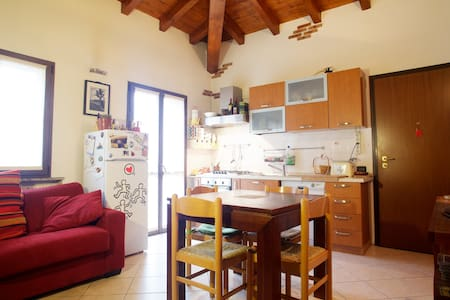 beautiful apartment 2 steps from Bg - Treviolo