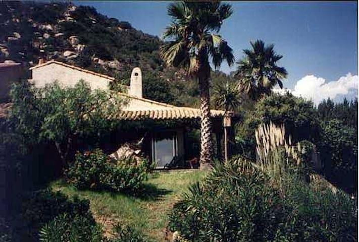 Villa Nitiola Plage de Palombaggia