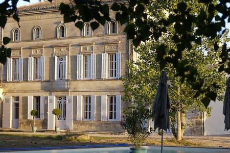 Château la Maronne - Chambre papillons - Dům pro hosty