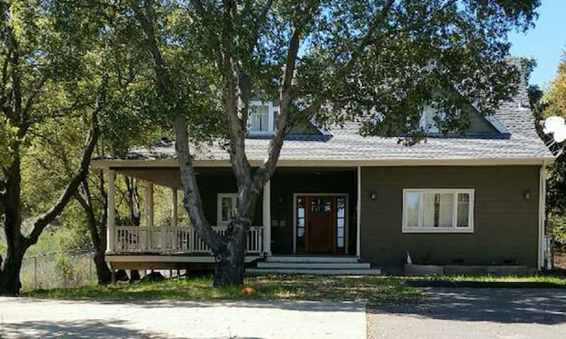 Amazing 3bd/2 bath Home on top of the Hill - Los Gatos - Dom