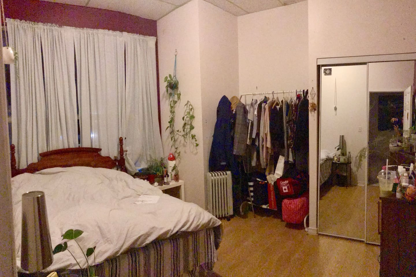 Bedroom available :)