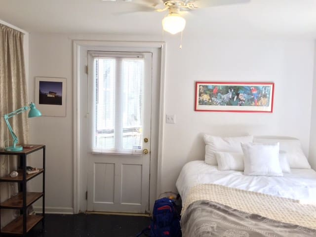 Jazzy Studio Apartment, Fabulous Location! - New Orleans - Lejlighed