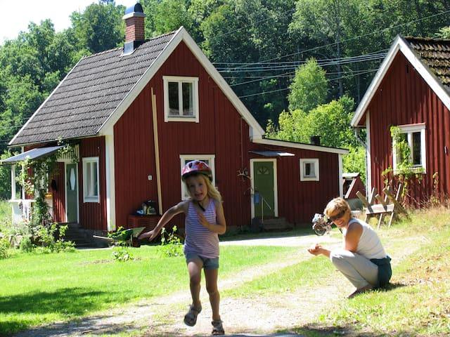 Cottage in Sweden,  Blekinge - Olofström - Cabana