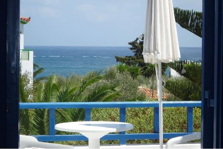 Sirius 2-Room Apartment (Sea View) - Limenas Chersonisou - Apartment