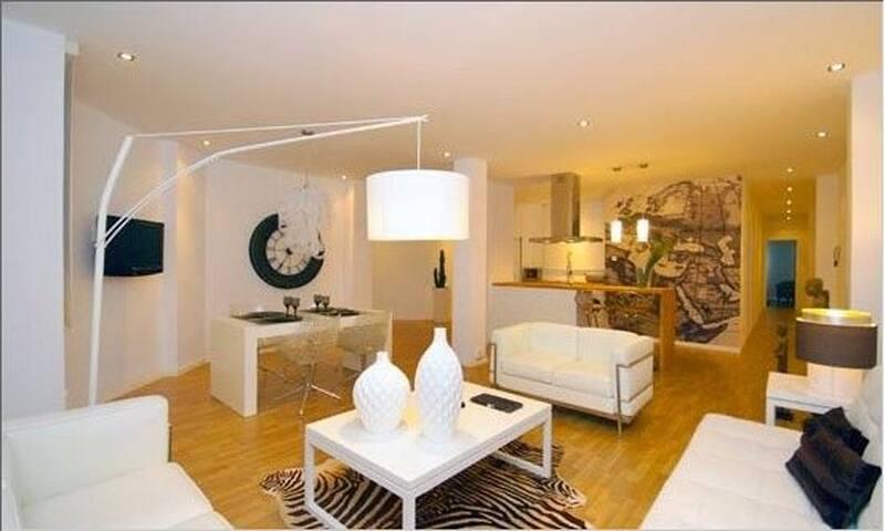 PLAZA ESPAÑA APT - flat for group! - Valencia - Appartement
