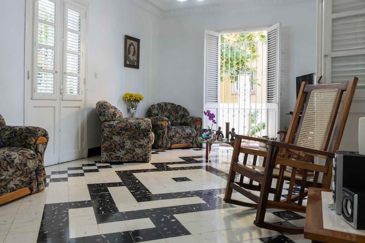 Casa Blanca - Miramar 100 m Playa Suite