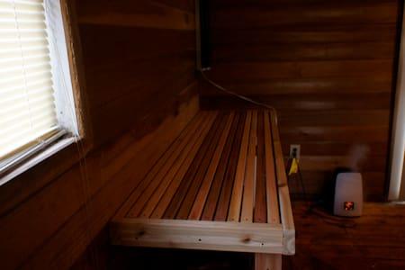 Recreation/Zen Room/Place to sleep - New York - Chalet