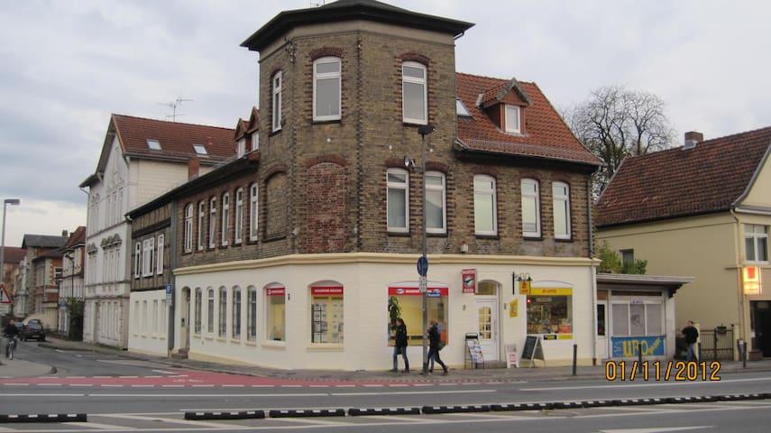 "HOUSE ""ALLERBRÜCKE"" - Celle - Daire"