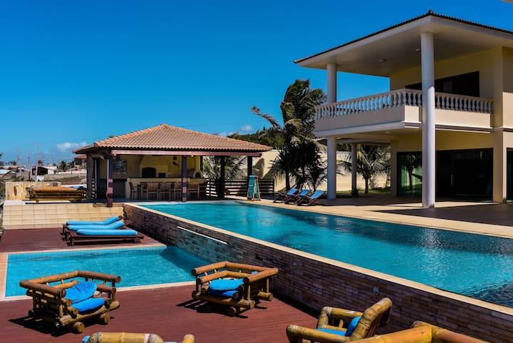 Luxury beach villa Casa da Estrela