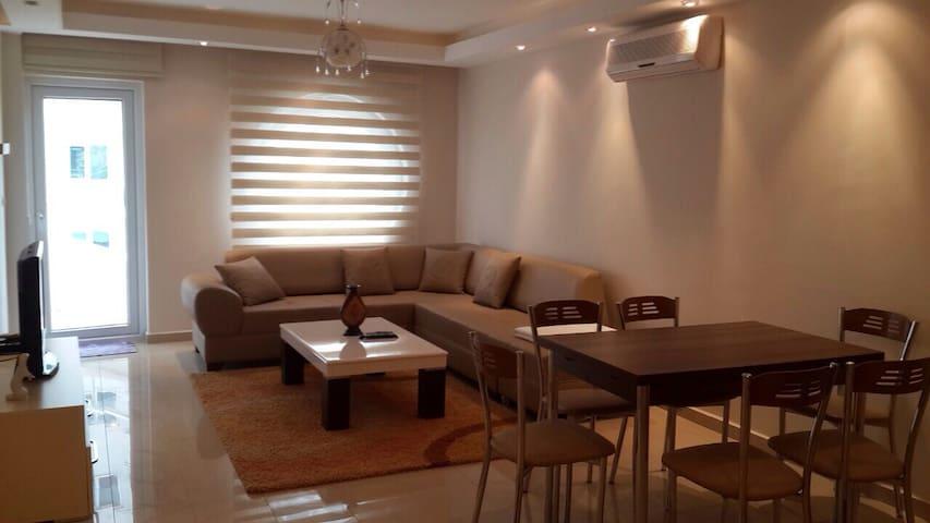 Квартира 2+1. My Marine Residence5* - Mahmutlar - Appartement