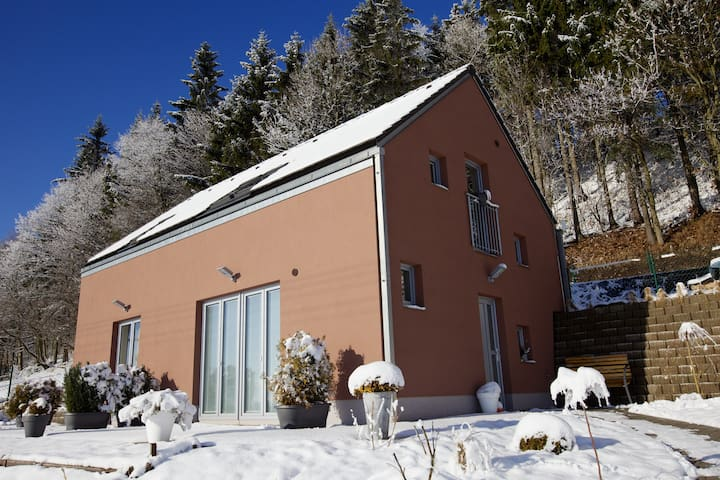Luxury New Apartment in Nature! - Lomnice nad Popelkou - Apartamento