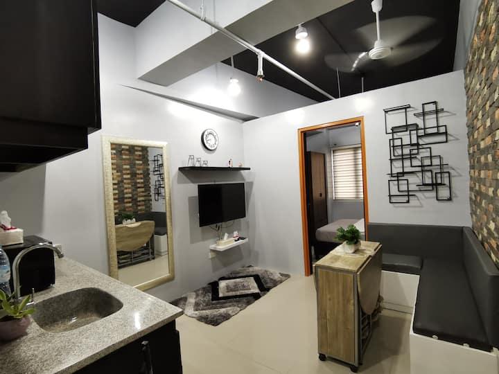 1 BR Fully furnished near Cebu business district.