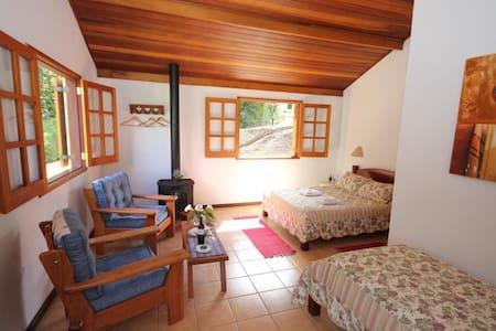 cabin in the moutain - São Francisco Xavier