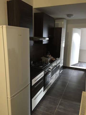Podkrovní byt ve vile - Teplice - Apartament