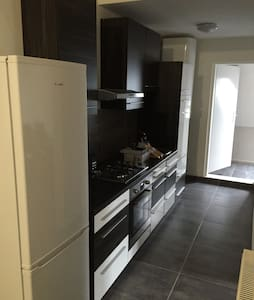 Podkrovní byt ve vile - Teplice