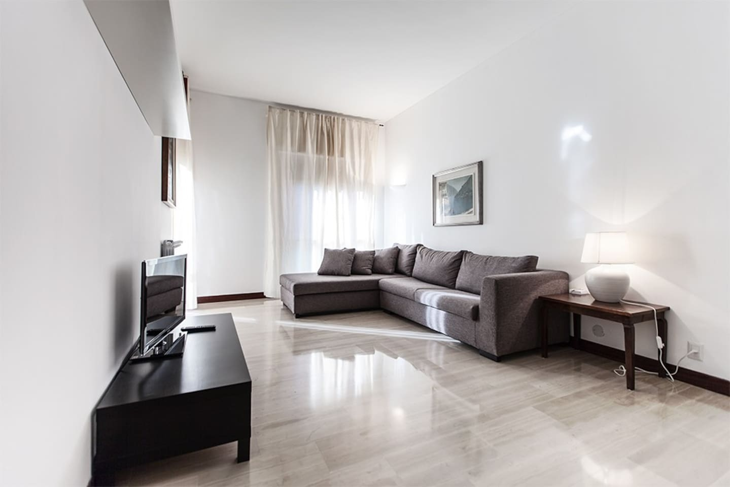 EXECUTIVE SAN SIRO - FAIR 2 BEDROOM