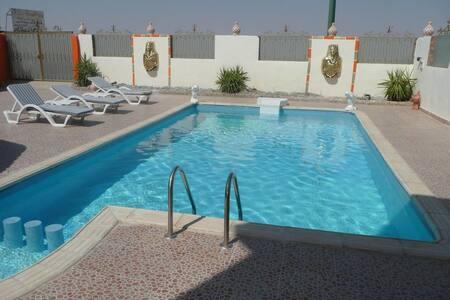 Villa mit privatem Pool und Jacuzzi - Hurghada