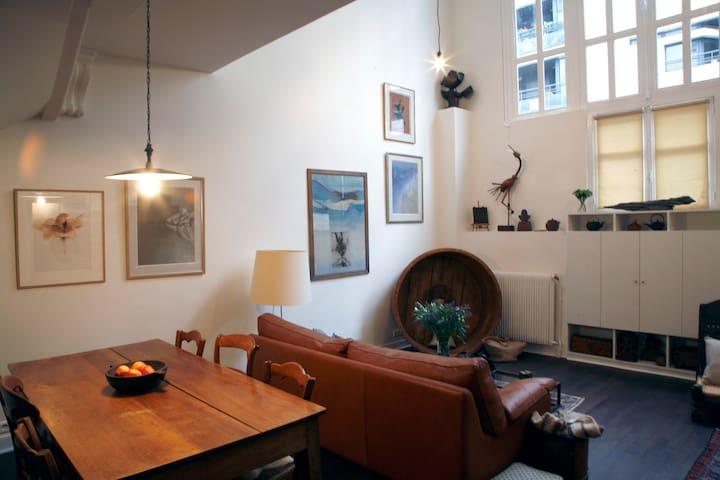 Luxury Architect Duplex Tour Eiffel