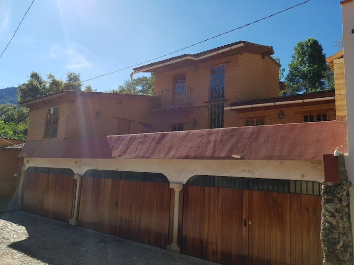 Alcoba para 8, San Sebastián del Oeste, Jalisco