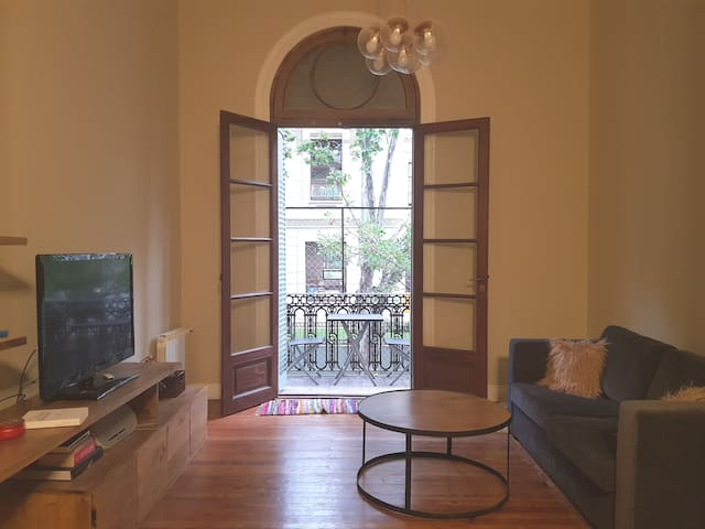 Beautiful apartment in the heart of San Telmo