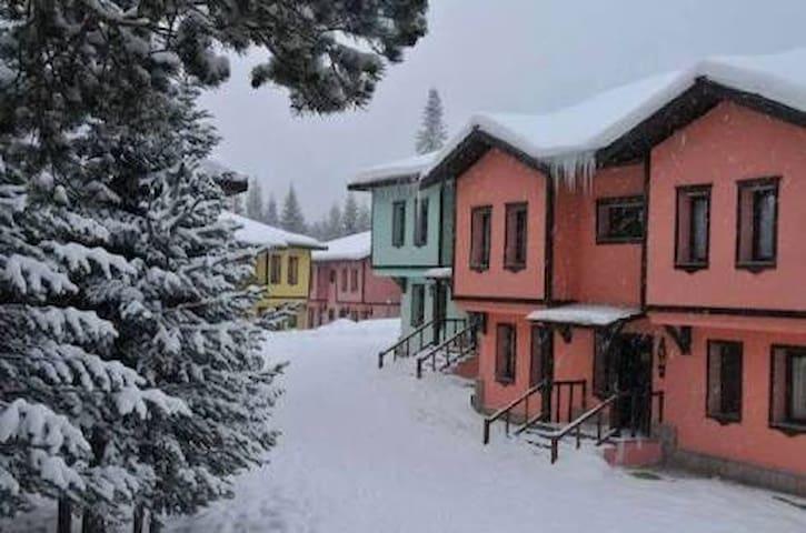 1 Hafta dağ evinde sömestr tatili - Ilgaz - Huis