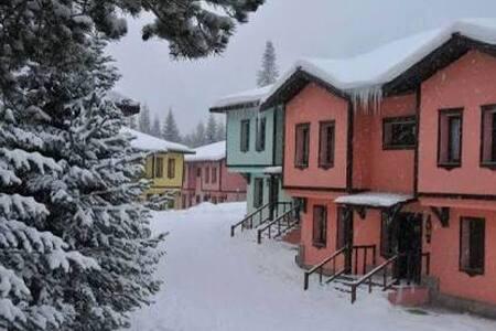 1 Hafta dağ evinde sömestr tatili - Ilgaz