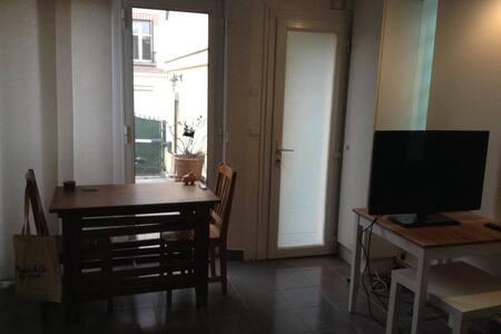 Studio neuf mignon et lumineux à 12 min. de Paris - Asnières-sur-Seine