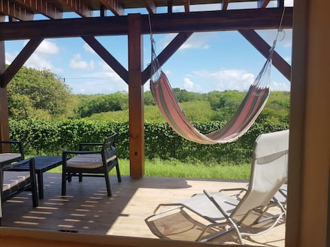 St. Fraçois - Maison La Farfalla des Caraïbes
