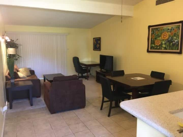 Executive Stay or Family Space