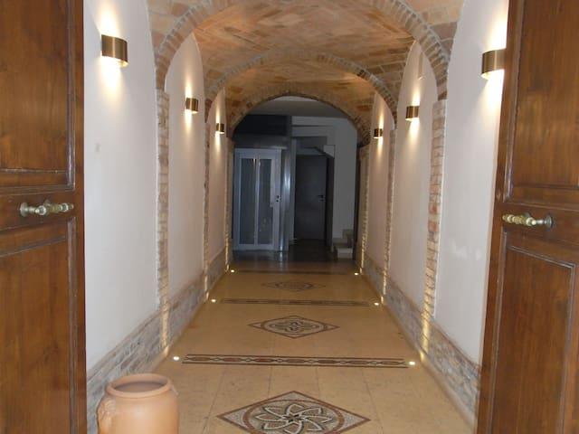 Appartamento in dimora antica - Teramo - Daire