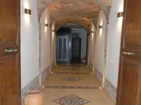 Ancient house apartment