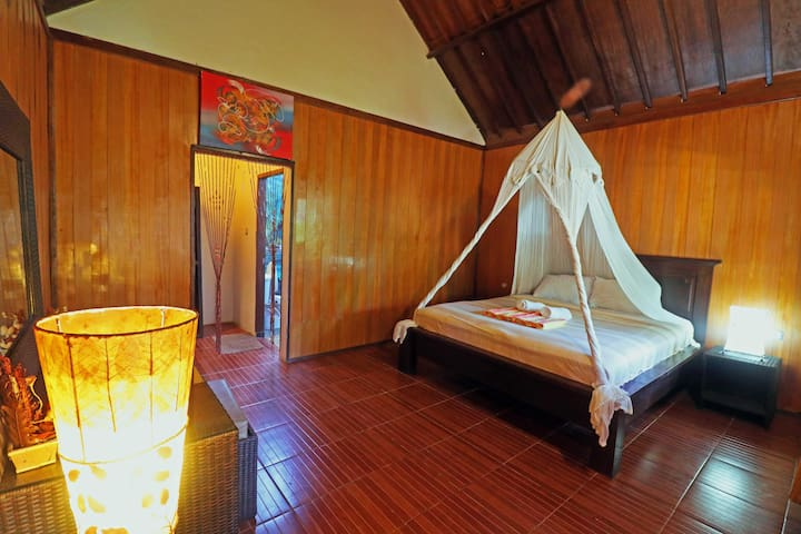 Salim Cottage Bungalow King Bed 2 Gili Air