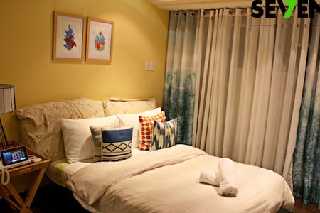 Nautical Inspired Studio in Knightsbridge Makati - Makati - Wohnung