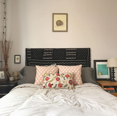 Quiet, Bright Casita - Santa Fe - Apartment