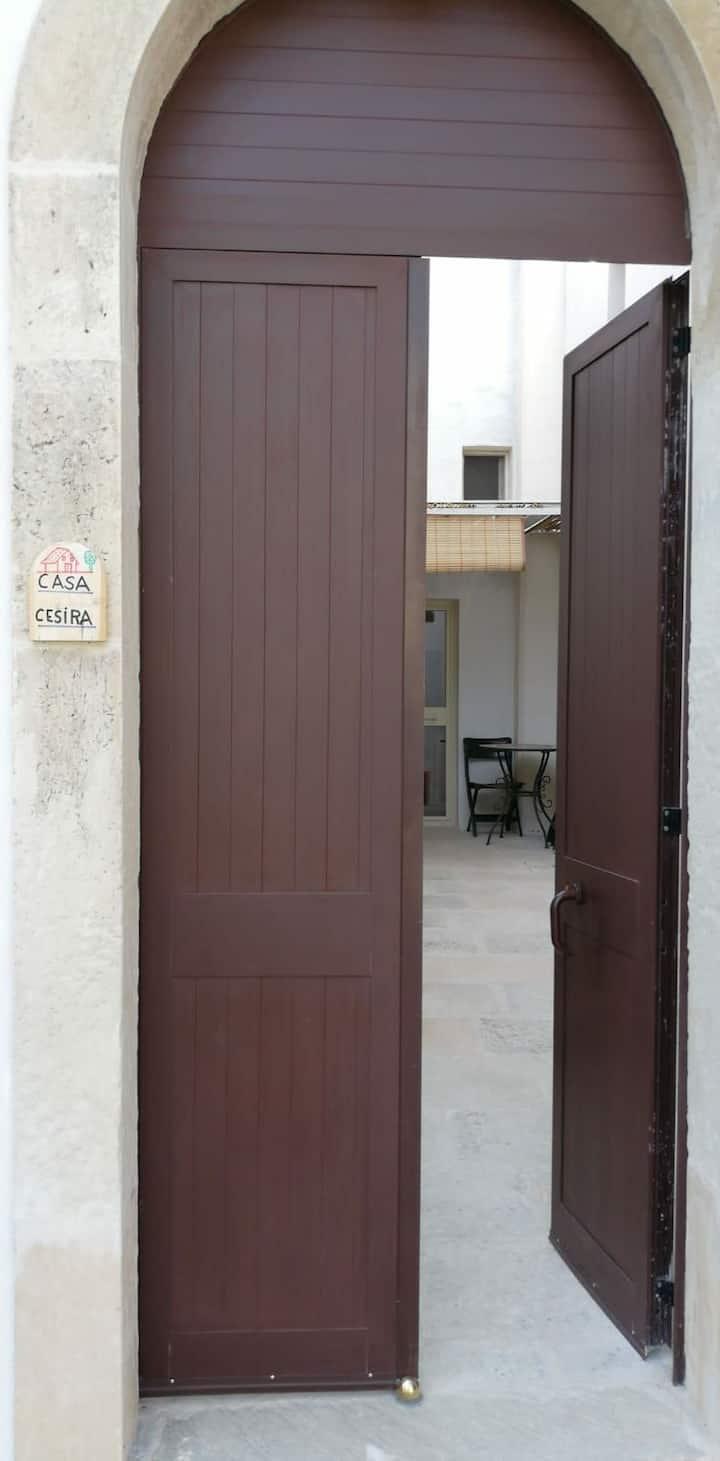 Casa vacanza Cesira B centro storico vicino Castro