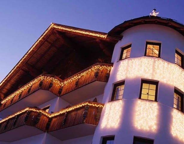 "Villa Strolz in Berwang | Studio ""Komfort"" für 2 - Berwang - 飯店式公寓"