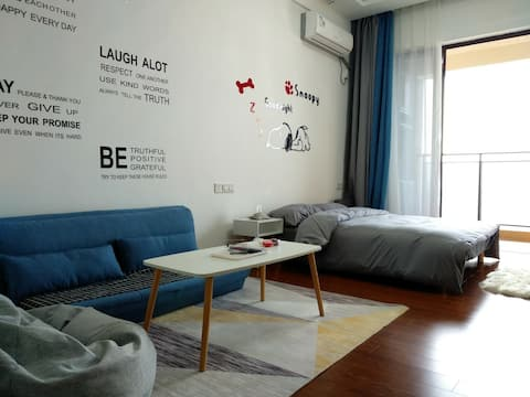 Stella House Serviced Apartment Center of City