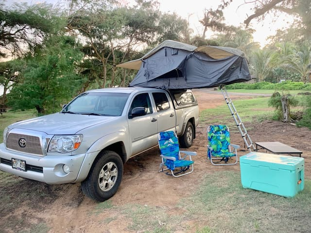 Kauai Camper Truck