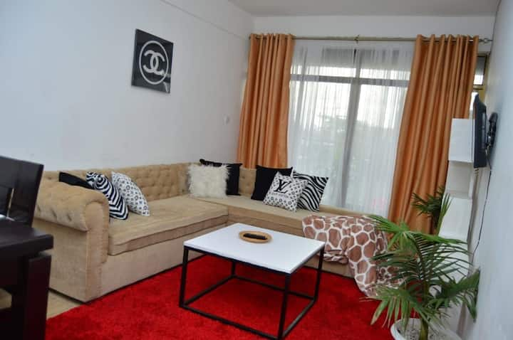 Cossy homes 2 bedroom apartment