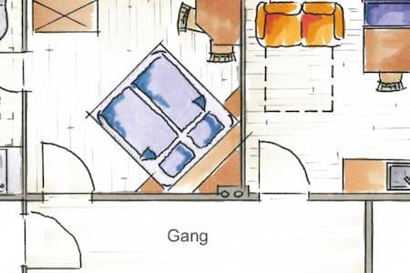 Apartment Schwalbennest im Ferienhaus Sonnenhang - Matrei in Osttirol