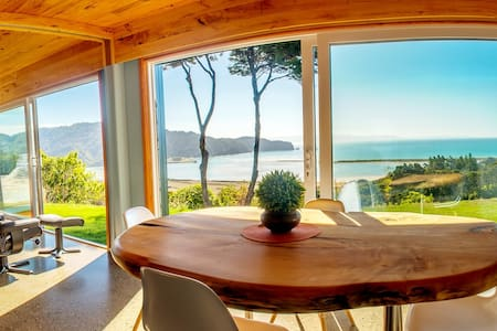 Kiwi Greenie, Eco-house, Golden Bay - Wainui Bay - Haus