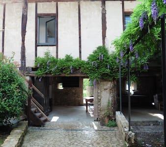 """Chambre et salle de bain privée """"Ambel"""" - Saint-Jean-en-Royans - Daire"""