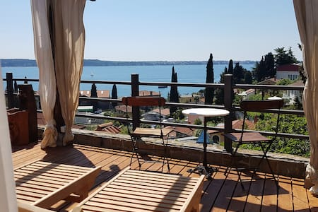 Apartment Fenix - sea view -Portorož
