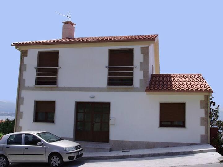 Apartamento con vistas a la Ría de Vigo
